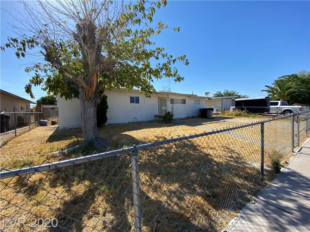 Photo of 2721 Webster Street, North Las Vegas, NV 89030 (MLS # 2216142)
