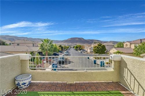 Photo of 6647 Pheasant Moon Street, Las Vegas, NV 89148 (MLS # 2242143)