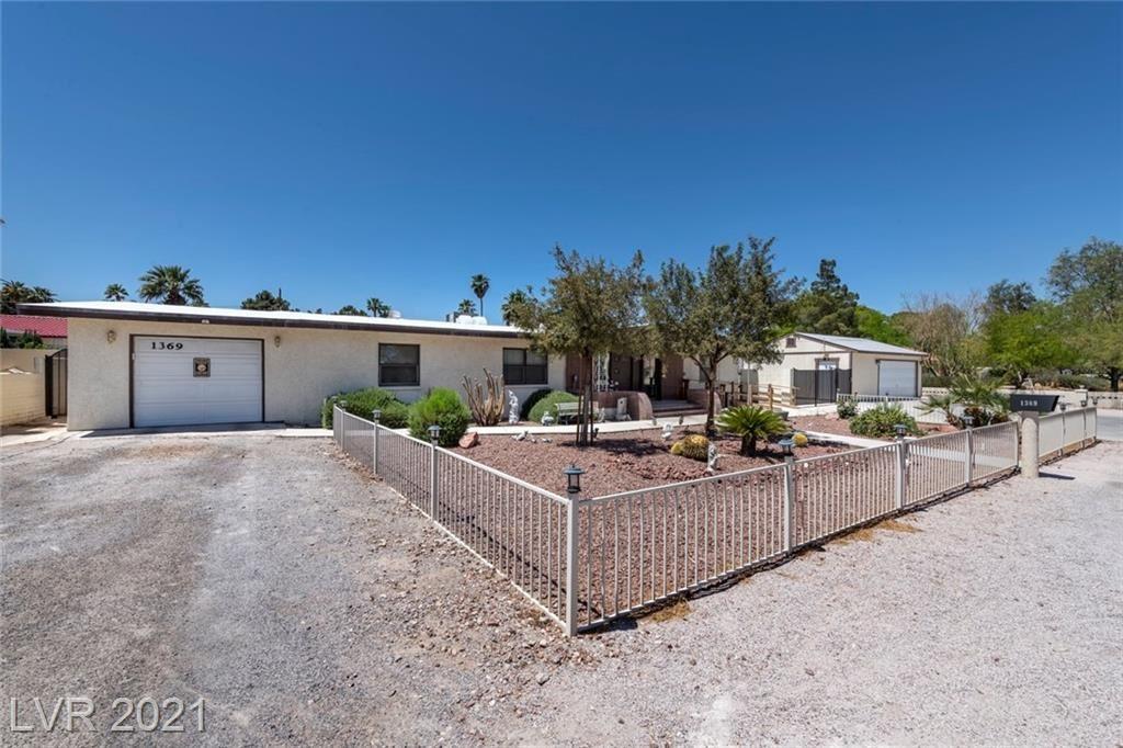 Photo of 1369 Shadow Mountain Place, Las Vegas, NV 89108 (MLS # 2293143)