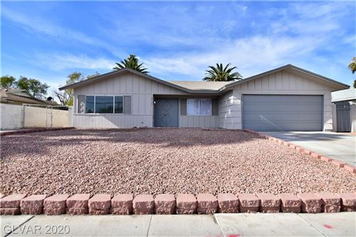 Photo of 4523 MOUNTAIN VISTA Street, Las Vegas, NV 89121 (MLS # 2167144)