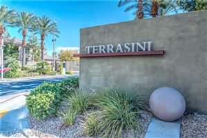 Photo of 4695 CENTISIMO Drive #103, North Las Vegas, NV 89084 (MLS # 2135145)