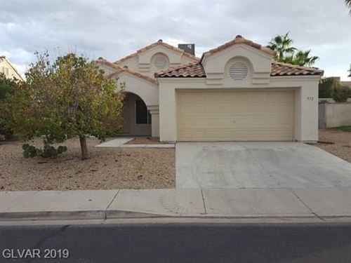 Photo of 912 RIFLE Drive, Henderson, NV 89002 (MLS # 2156145)