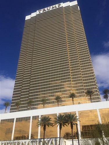 Photo of 2000 FASHION SHOW Drive #4901, Las Vegas, NV 89109 (MLS # 2161145)