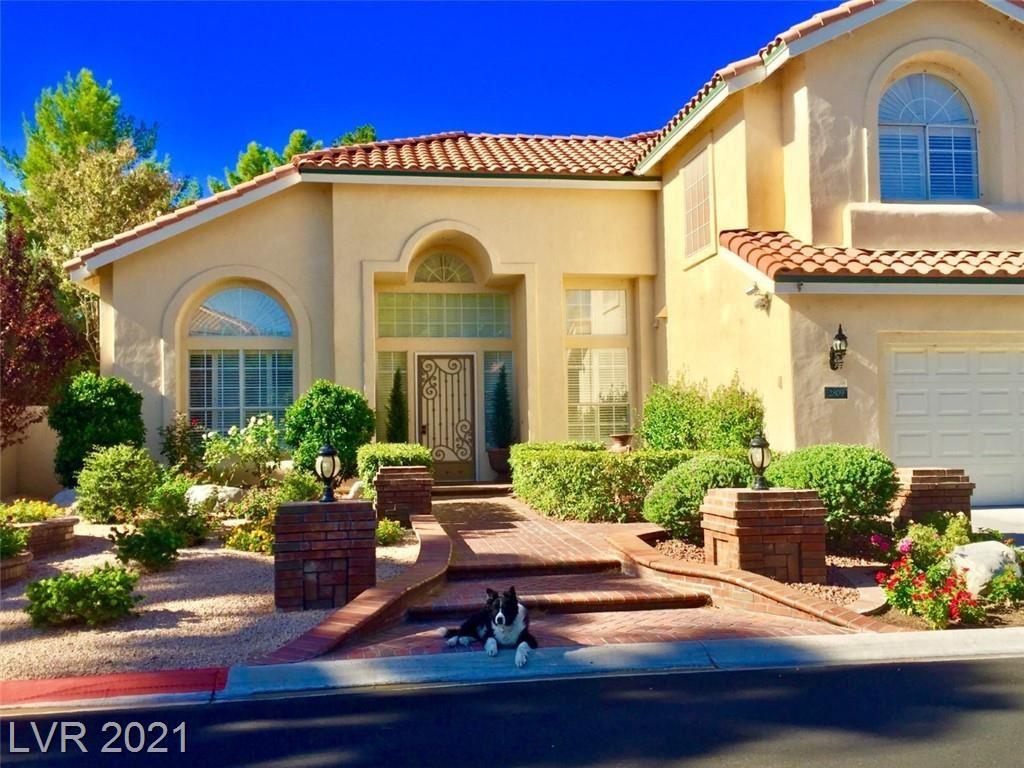 Photo of 2809 Sterling Cove Drive, Las Vegas, NV 89128 (MLS # 2314145)