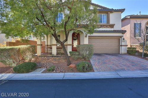 Photo of 10829 ELFSTROM Avenue, Las Vegas, NV 89166 (MLS # 2165146)