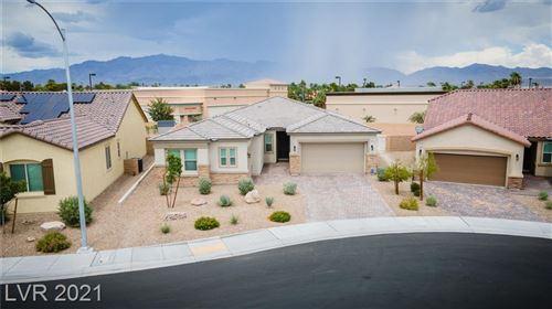 Photo of 1012 Terron Allen Avenue, North Las Vegas, NV 89031 (MLS # 2320146)