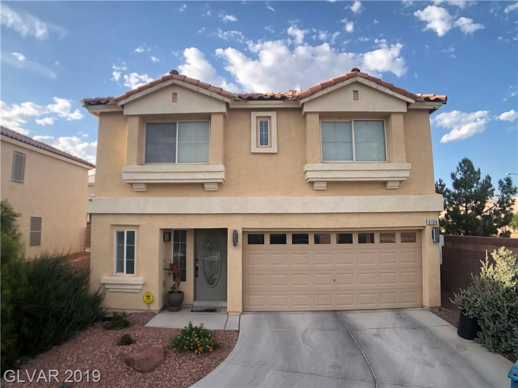 Photo for 6108 PERCUSSION Court, Las Vegas, NV 89139 (MLS # 2119146)
