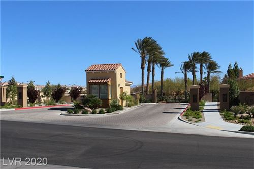 Photo of 820 Canterra Street #2054, Las Vegas, NV 89138 (MLS # 2208147)