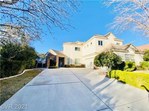 Photo of 9800 Camden Hills Avenue, Las Vegas, NV 89145 (MLS # 2271148)