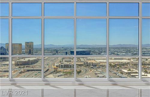 Photo of 4575 Dean Martin Drive #3200, Las Vegas, NV 89103 (MLS # 2320148)