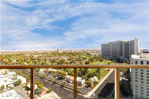 Photo of 322 KAREN Avenue #1901, Las Vegas, NV 89109 (MLS # 2337148)