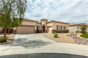 Photo of 1167 EL NIDO Court, Henderson, NV 89012 (MLS # 2124149)