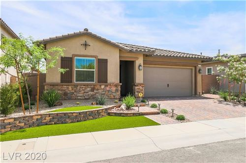 Photo of 752 Rosewater, Henderson, NV 89011 (MLS # 2196149)
