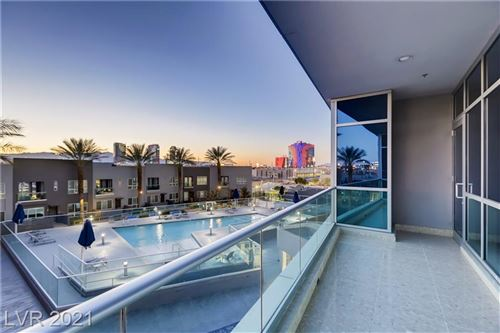 Photo of 4525 Dean Martin Drive #306, Las Vegas, NV 89103 (MLS # 2283149)