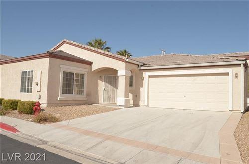Photo of 4831 Marco Polo Street, North Las Vegas, NV 89031 (MLS # 2344149)