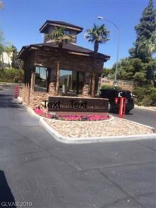 Photo of 2890 LOVELAND Drive #2406, Las Vegas, NV 89109 (MLS # 2112150)