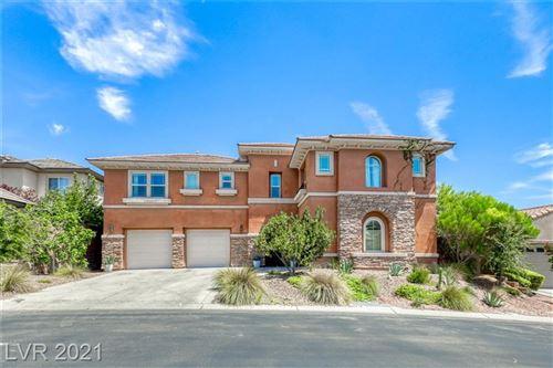 Photo of 11544 White Cliffs Avenue, Las Vegas, NV 89138 (MLS # 2319150)
