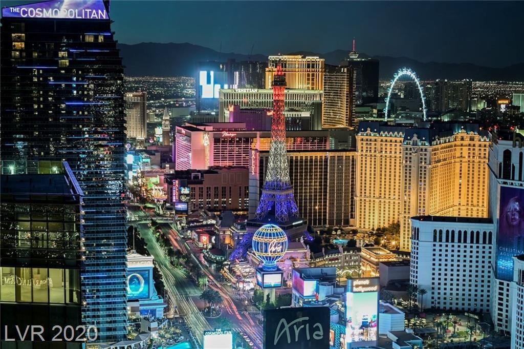 Photo of 3750 LAS VEGAS Boulevard #4305, Las Vegas, NV 89158 (MLS # 2206150)