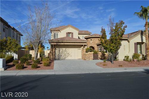 Photo of 11642 Morning Grove, Las Vegas, NV 89135 (MLS # 2199151)