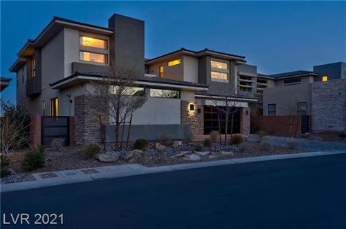 Photo of 22 Garden Rain Drive, Las Vegas, NV 89135 (MLS # 2262151)