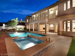 Photo of 1320 ENCHANTED RIVER Drive, Henderson, NV 89012 (MLS # 2114152)