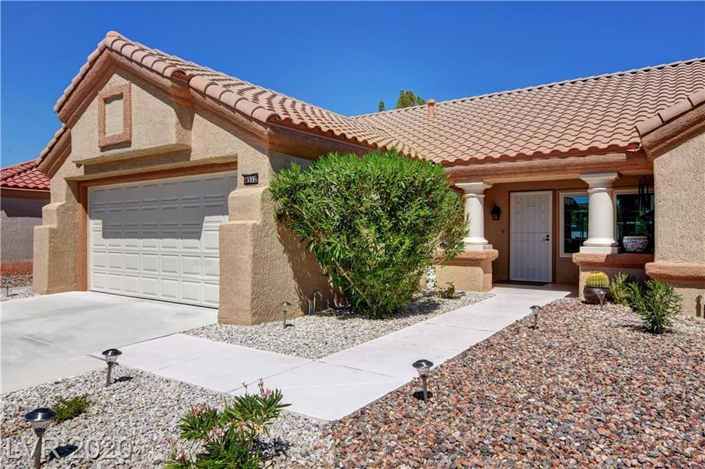 Photo of 8512 Goodhaven Drive, Las Vegas, NV 89134 (MLS # 2227152)