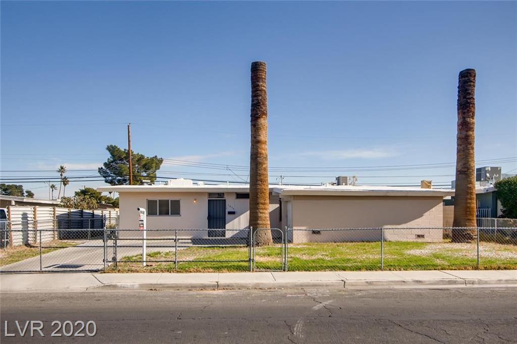 Photo of 1654 STATZ Street, North Las Vegas, NV 89030 (MLS # 2212153)