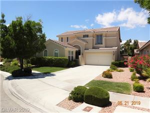 Photo of 3347 CHESTERBROOK Court, Las Vegas, NV 89135 (MLS # 2128154)