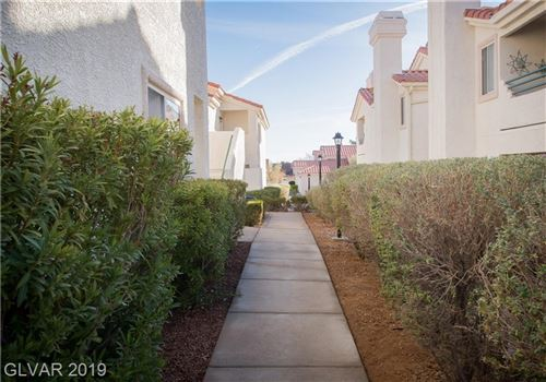 Photo of 600 DEVONHALL Street #101, Las Vegas, NV 89145 (MLS # 2158154)