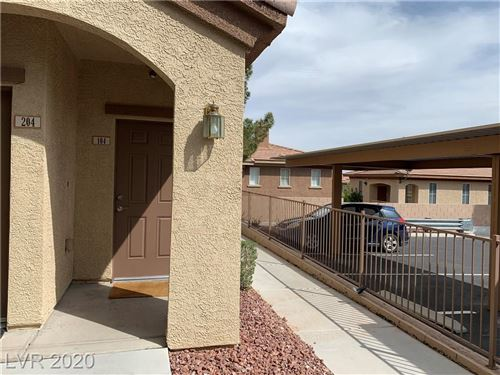 Photo of 10270 GILMORE CANYON Court #104, Las Vegas, NV 89129 (MLS # 2187154)