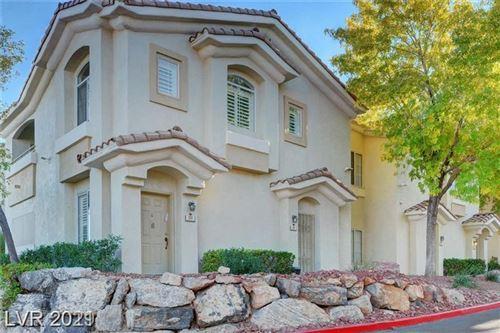 Photo of 10021 Crimson Palisades Place #204, Las Vegas, NV 89144 (MLS # 2287154)