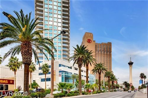 Photo of 2700 Las Vegas Blvd Boulevard #3003, Las Vegas, NV 89109 (MLS # 2289154)