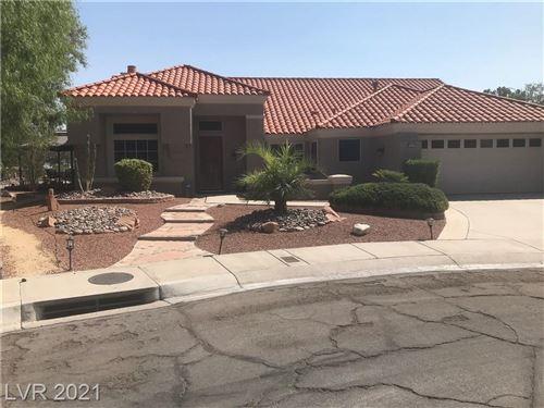 Photo of 9400 Eagle Valley Drive, Las Vegas, NV 89134 (MLS # 2335154)