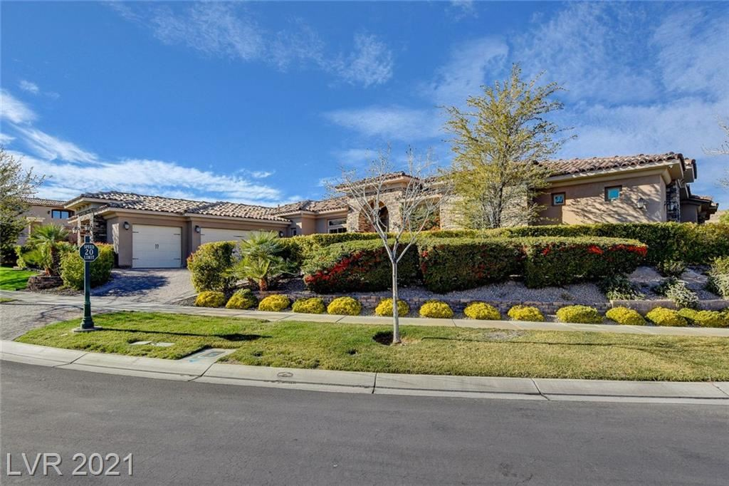 Photo of 24 Vintage Canyon Street, Las Vegas, NV 89141 (MLS # 2279154)