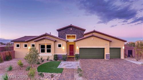 Photo of 10975 AMERICAN LEGION Street, Las Vegas, NV 89183 (MLS # 2160155)