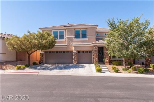 Photo of 10210 Rockridge Peak Avenue, Las Vegas, NV 89166 (MLS # 2234155)