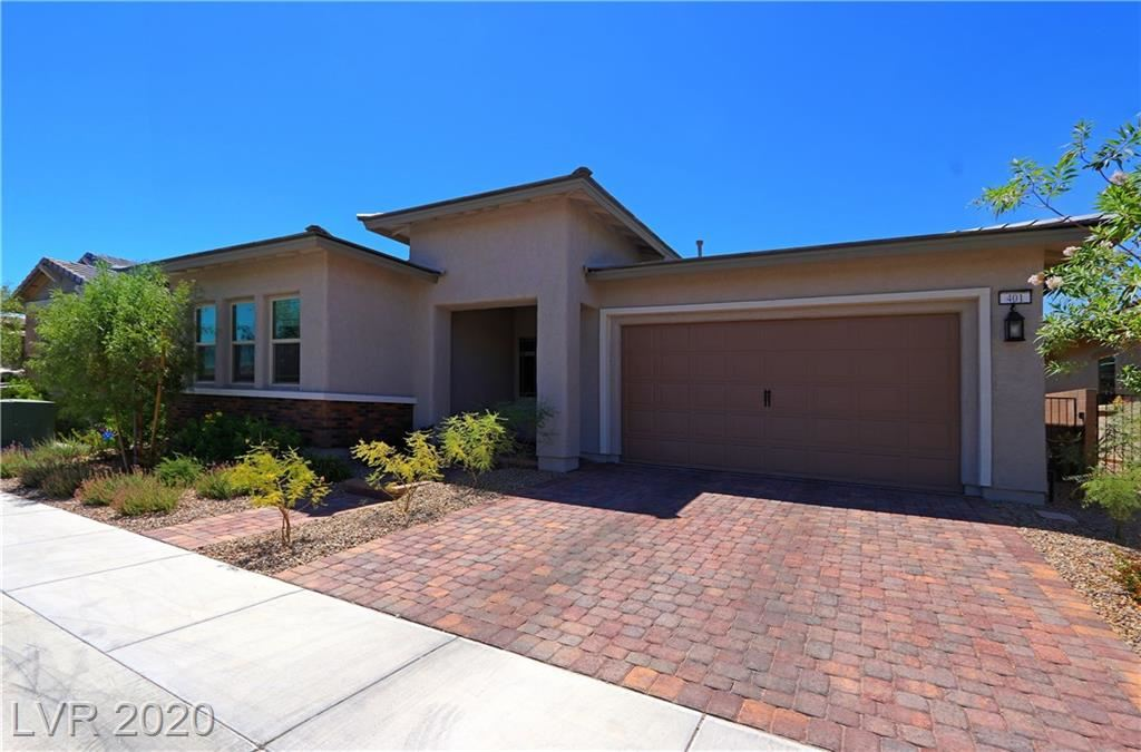 Photo of 401 Open Hill Avenue, Henderson, NV 89011 (MLS # 2212155)