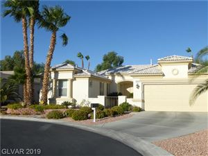 Photo of 4917 LEFFETTO Street, Las Vegas, NV 89135 (MLS # 2142156)