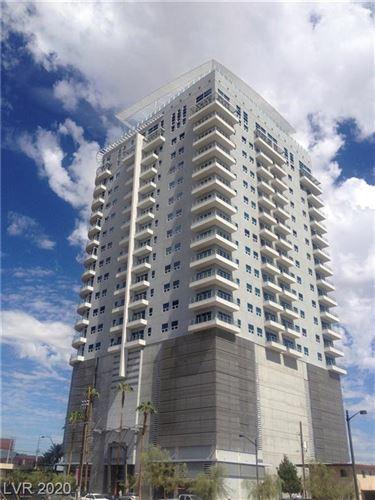 Photo of 200 HOOVER Avenue #1008, Las Vegas, NV 89101 (MLS # 2232156)