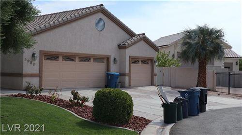 Photo of 5980 Wasatch Ridge Circle, Las Vegas, NV 89149 (MLS # 2337156)