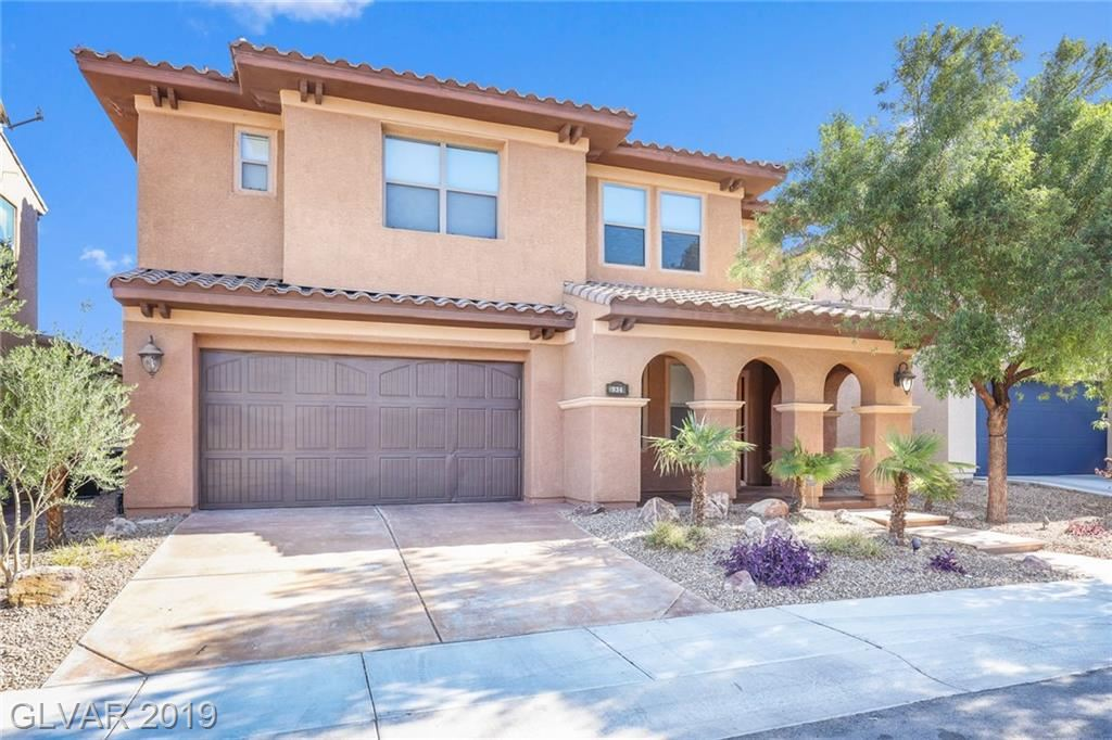 Photo for 934 VIA CANALE Drive, Henderson, NV 89011 (MLS # 2149156)