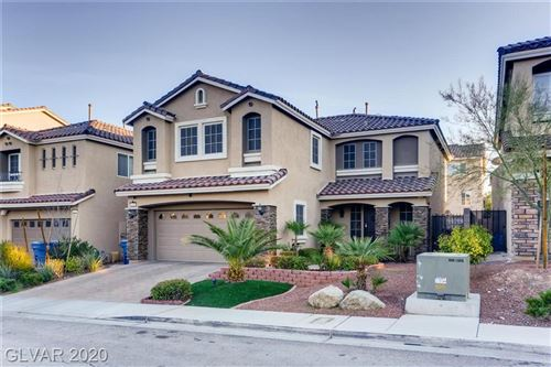 Photo of 6343 WHITE HERON Court, Las Vegas, NV 89139 (MLS # 2169157)