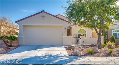 Photo of 6817 WOODLAND VASE Court, Las Vegas, NV 89131 (MLS # 2173157)