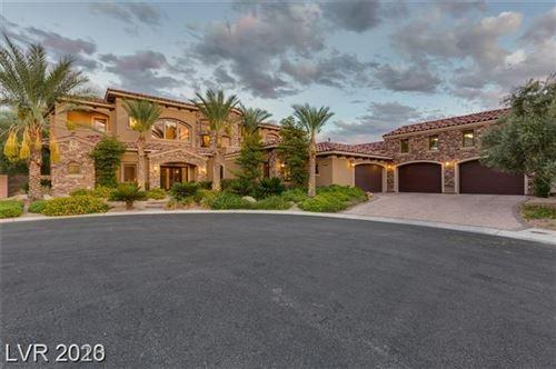 Photo of 2990 BELLA KATHRYN Circle, Las Vegas, NV 89117 (MLS # 2254157)