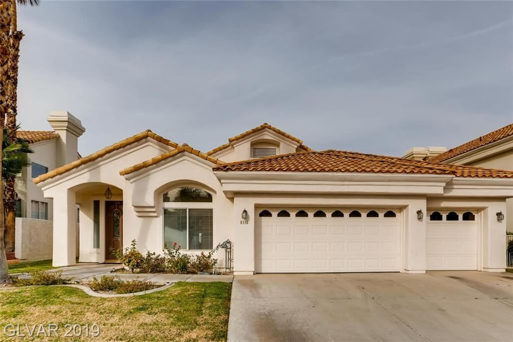 Photo of 8116 Bay Harbor Drive, Las Vegas, NV 89128 (MLS # 2158157)