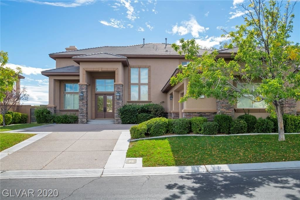 Photo of 9805 QUEEN CHARLOTTE Drive, Las Vegas, NV 89145 (MLS # 2170157)