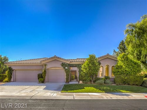 Photo of 19 Contra Costa Place, Henderson, NV 89052 (MLS # 2343158)
