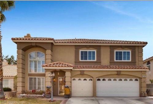 Photo of 1483 Glassy Pond Avenue, Las Vegas, NV 89183 (MLS # 2344158)
