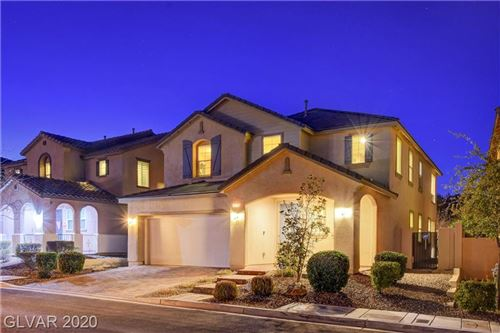 Photo of 977 BARONET Drive, Las Vegas, NV 89138 (MLS # 2165159)