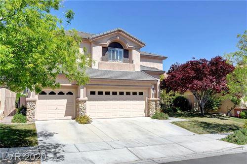 Photo of 2120 Timber Rose Drive, Las Vegas, NV 89134 (MLS # 2188159)